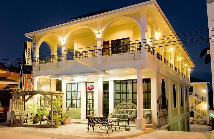 Hotel de la Fuente