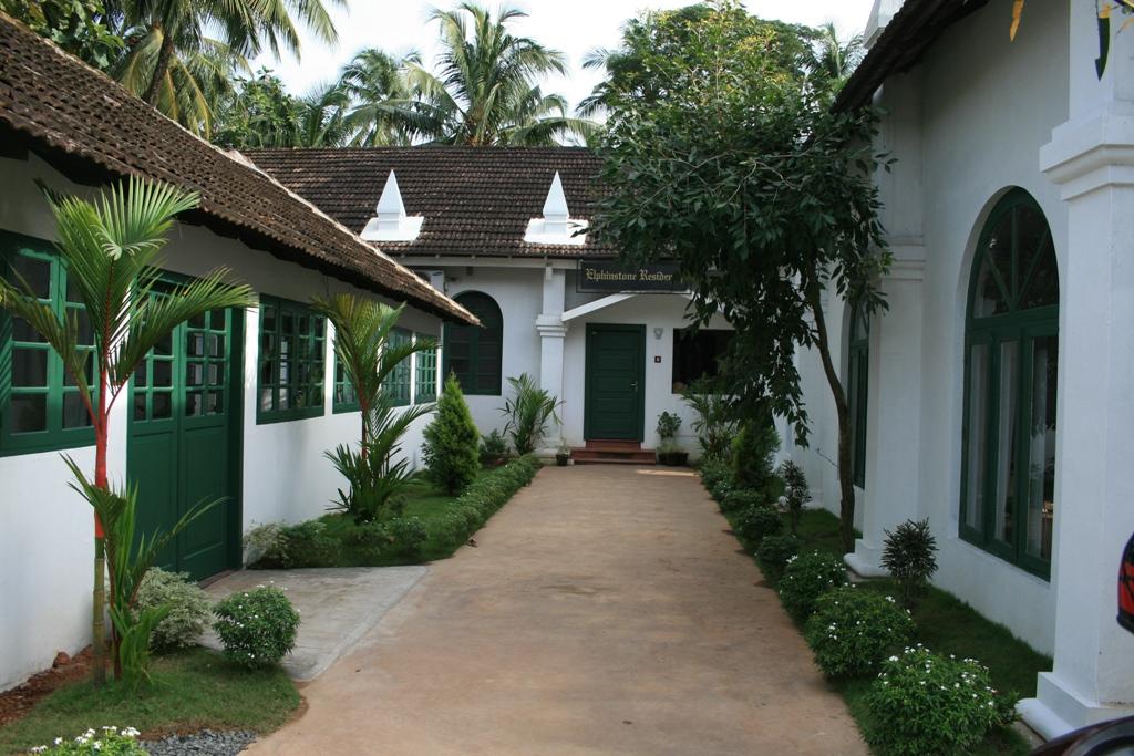 Elphinstone Residency