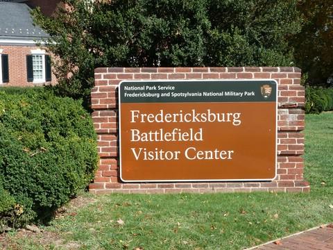 Battlefield Fredericksburg