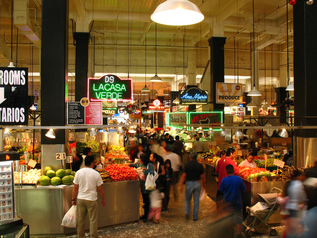 Grand Central Market The Top 10 Things