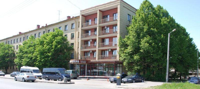 Hotel Kievskaya