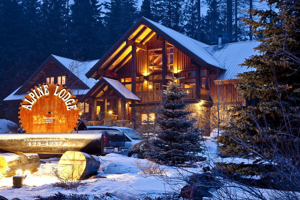 Alpine Lodge Fernie