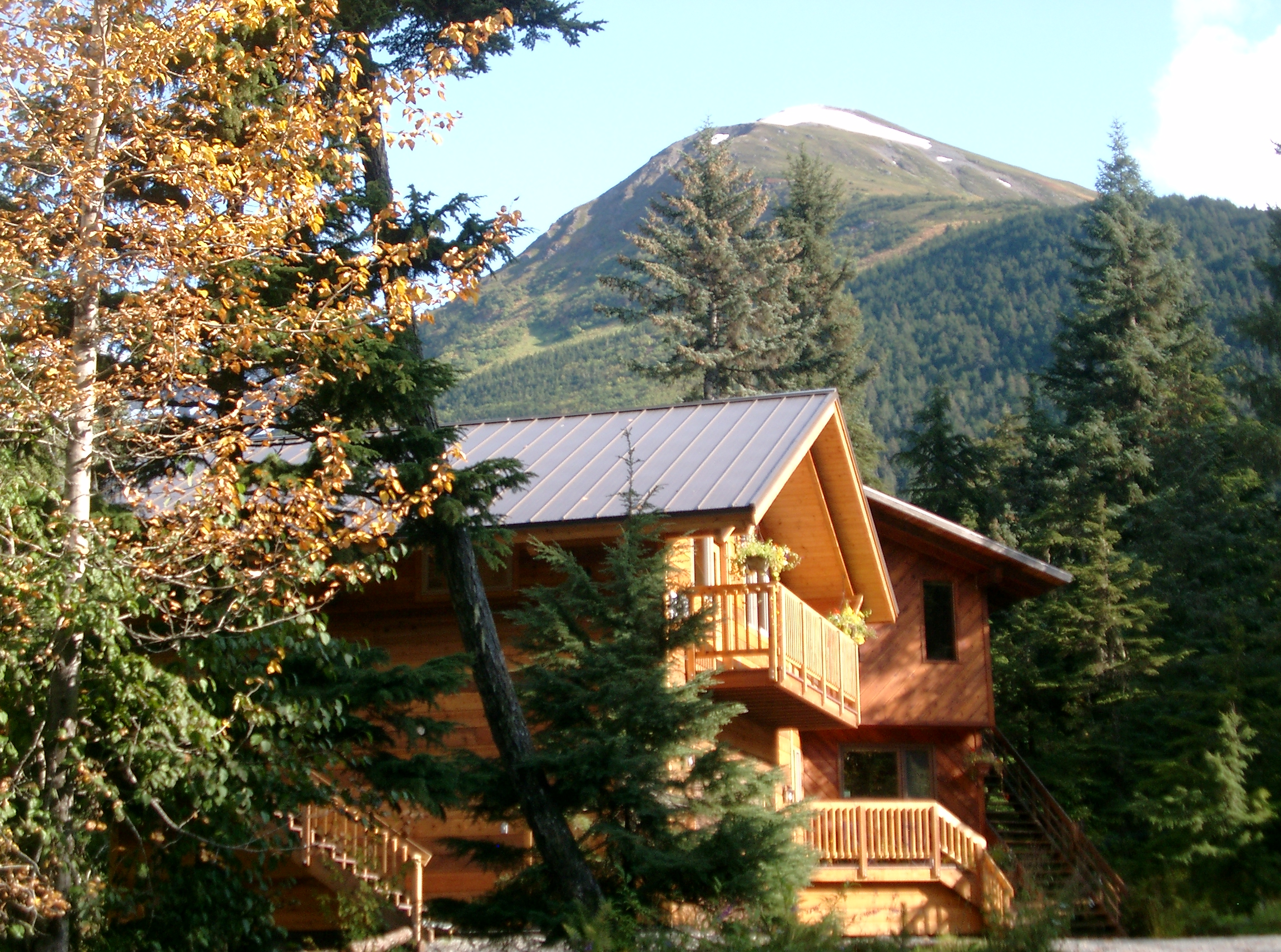 Alpine Aria Chalet Bed and Breakfast
