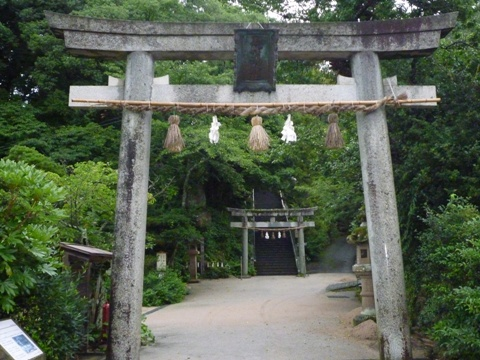 ‪Tamatsukuriyu Shrine‬