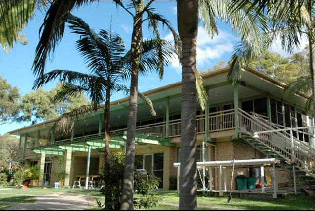 Eliza Palms Apartments