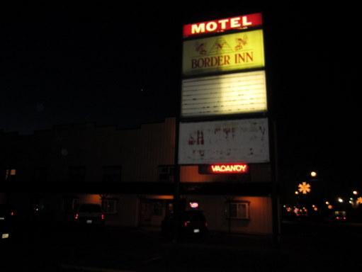 B & B Border Inn