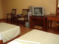 Hotel & terrein