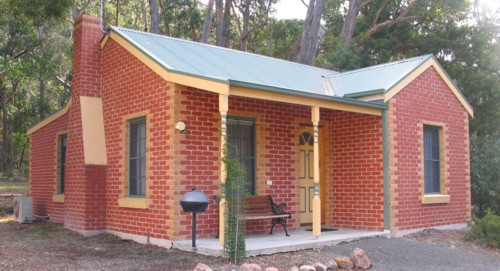 Heatherlie Cottages Halls Gap