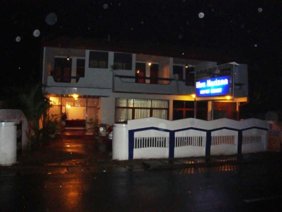 Blue Horizon Guest House