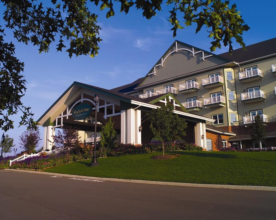 卡萊瑟糖溪旅館