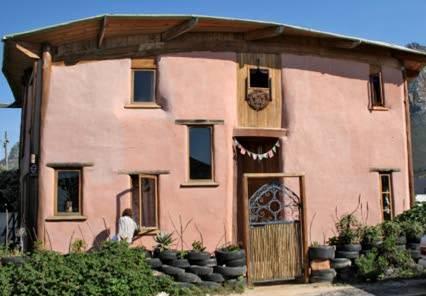 Samhitakasha Cob House Organic B&B