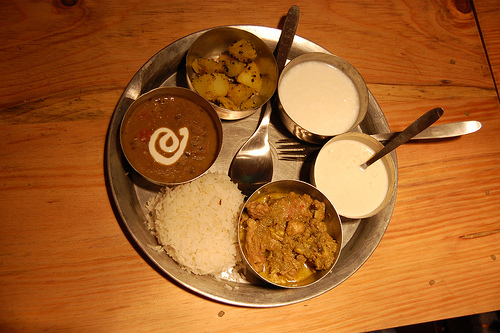 MoonPeak Thali