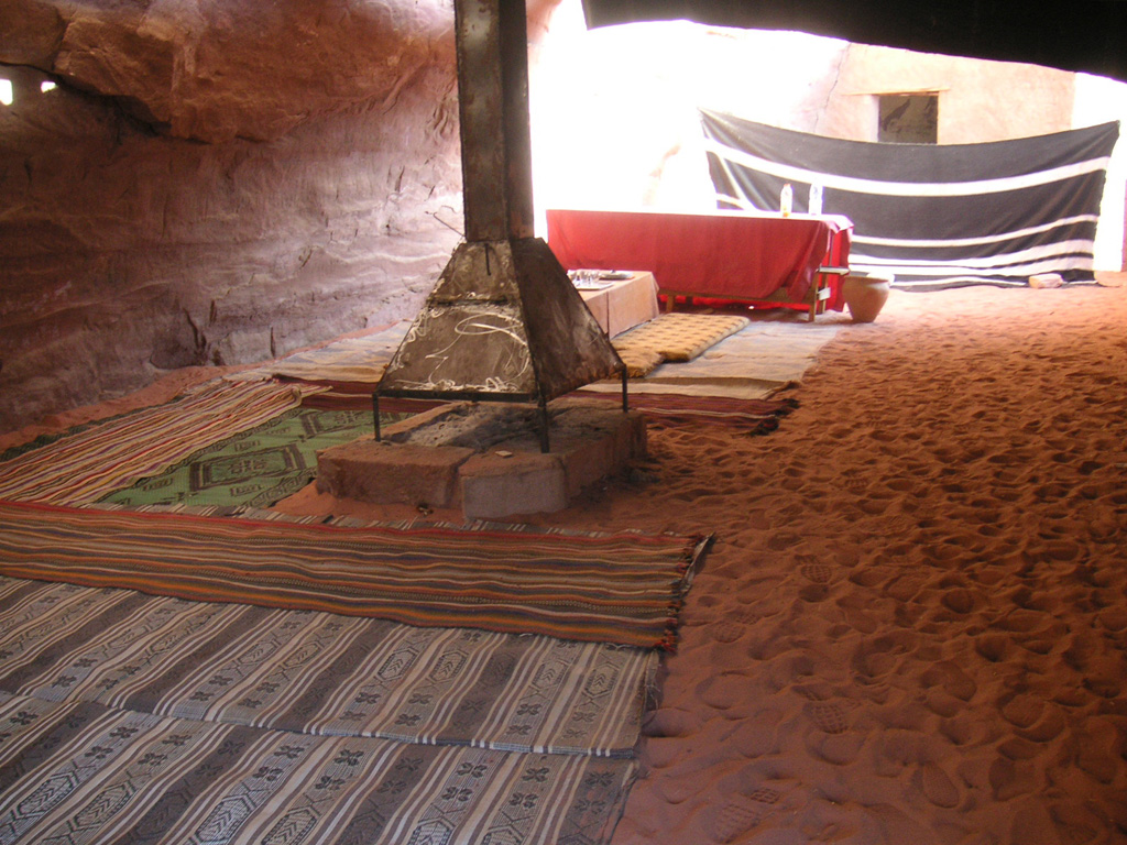 Sabbah's Bedouin Camp
