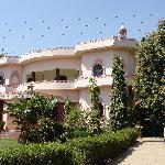 Raj Palace Resort, Ranthambhore