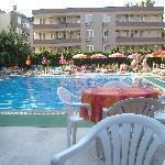 Photo of Kleopatra Beach Hotel Alanya