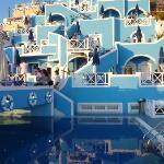 Photo of Kafieris Blue Apartments Firostefani