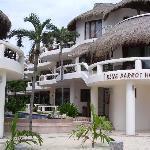 藍棕櫚飯店
