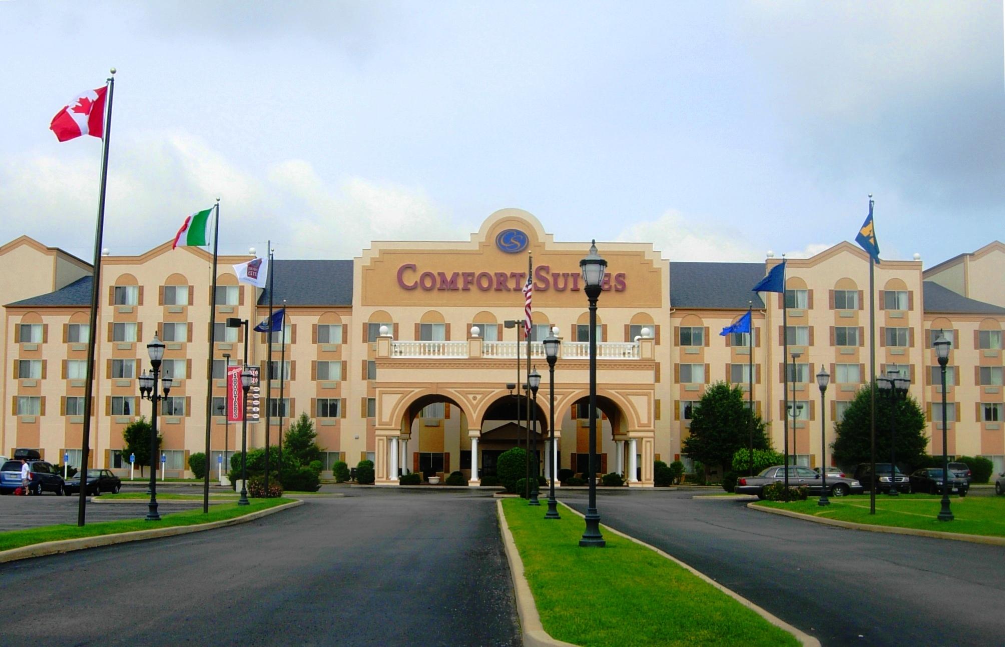 Comfort Suites University Area