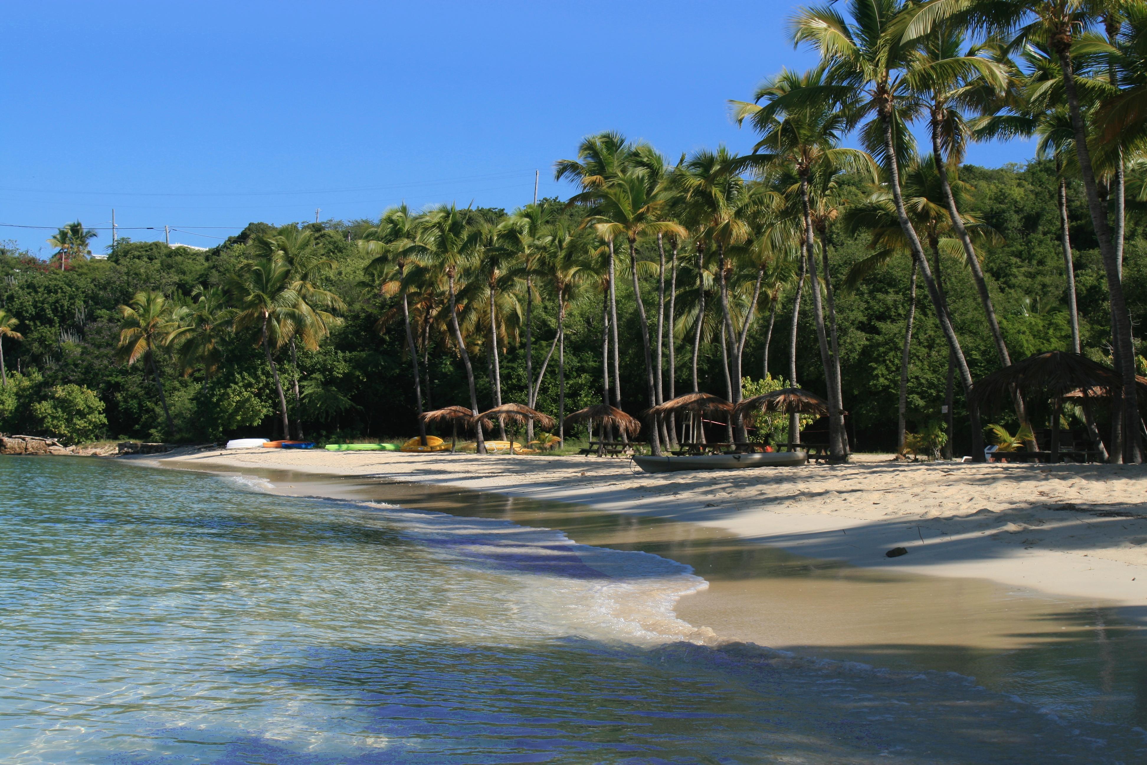 Virgin Islands Campground