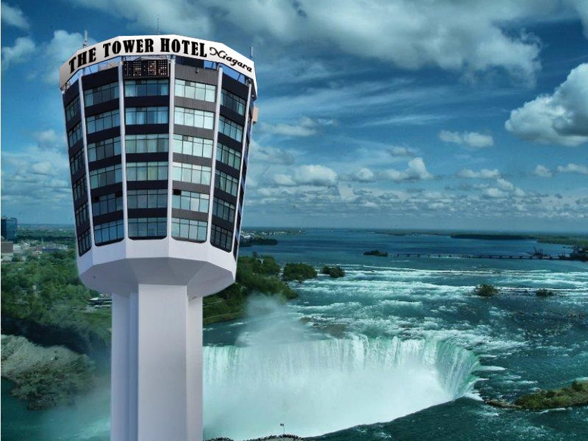The Tower Hotel 98 1 5 8 Updated 2018 Prices Reviews Niagara Falls Ontario Tripadvisor