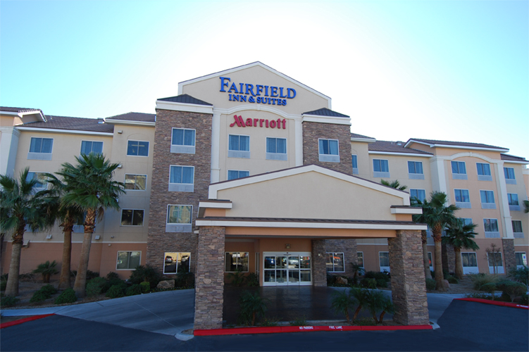Fairfield Inn & Suites Las Vegas South
