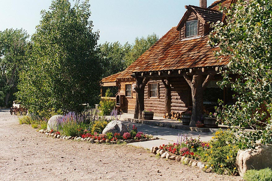 McGee Creek Lodge