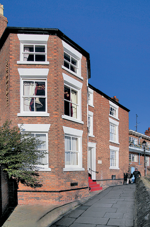 Chester Recorder House
