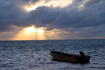 front beach (sunrise)