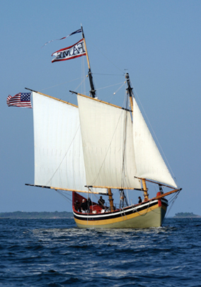 Schooner FAME of Salem