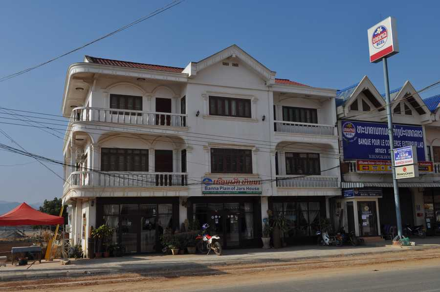 Ban Phonsavan Laos  city pictures gallery : Banna Plain of Jars Guesthouse Phonsavan, Laos Pension B&B ...