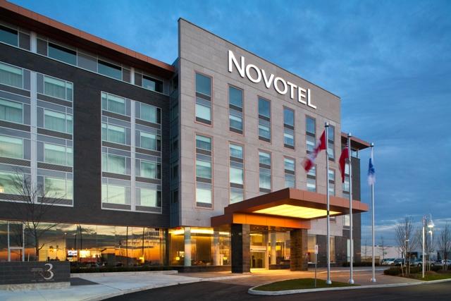 多伦多旺市中心诺富特酒店