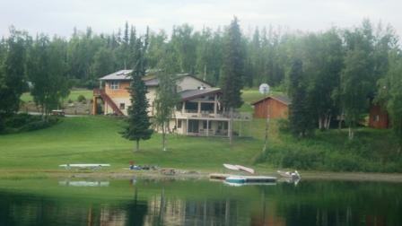 Longmere Lake Lodge