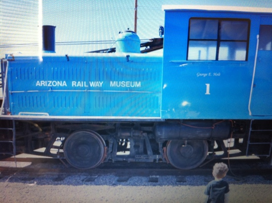‪Arizona Railway Museum‬