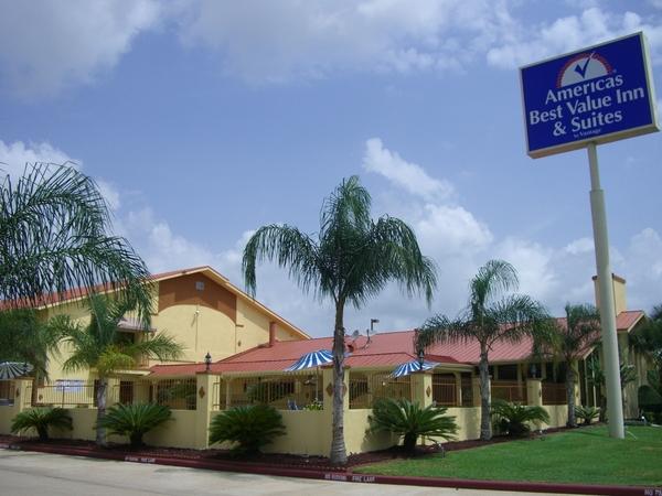 阿爾文/休斯頓美洲最優價值套房飯店