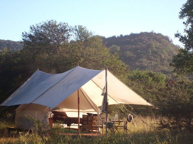 Quatermains 1920s Safari Camp