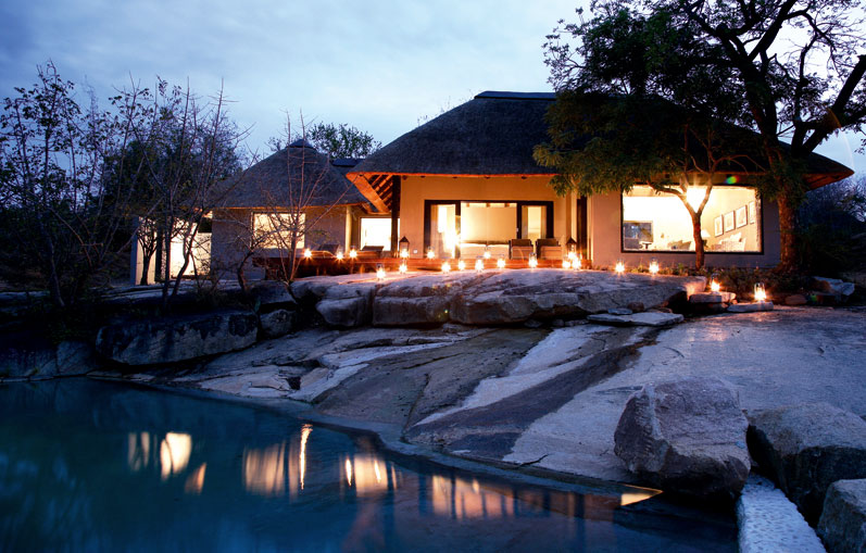 Londolozi Private Granite Suites