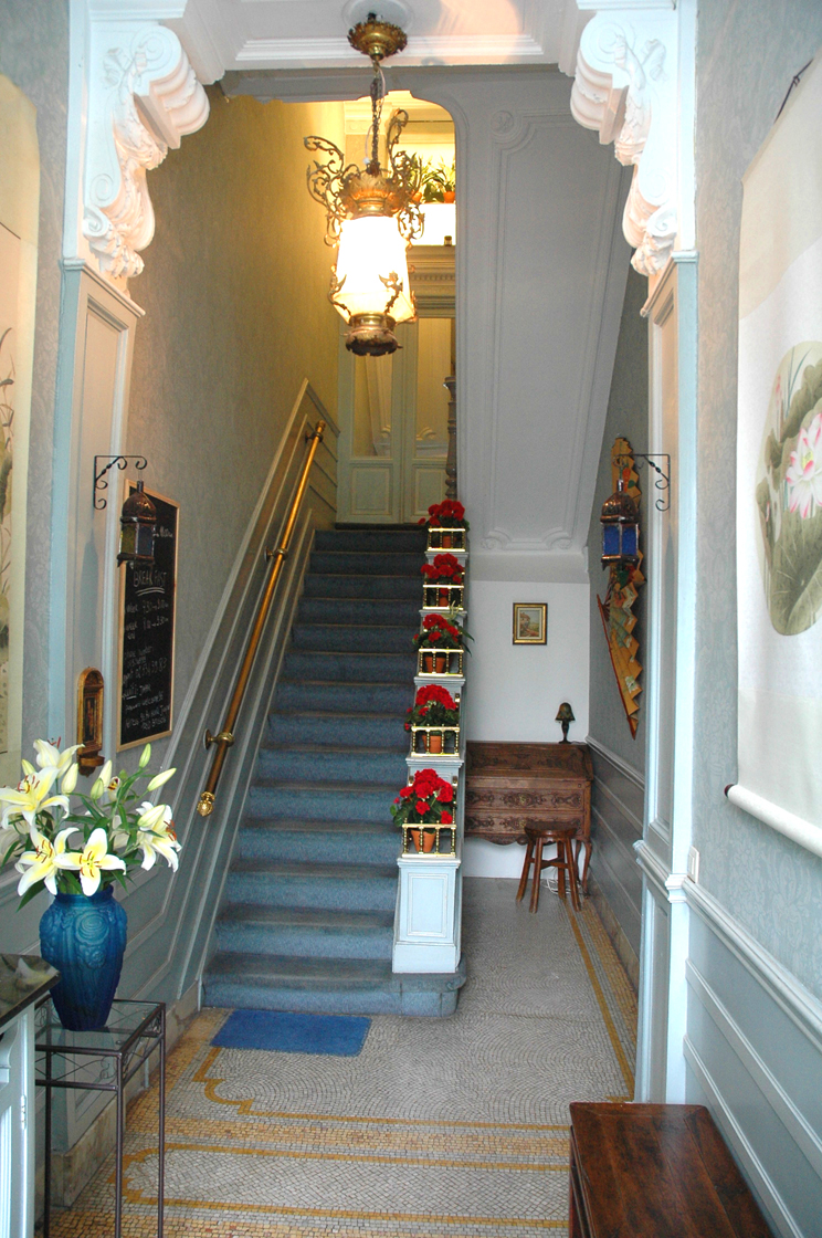 Le lys d'or chambres d'hotes (brussels, belgium)   b&b reviews ...