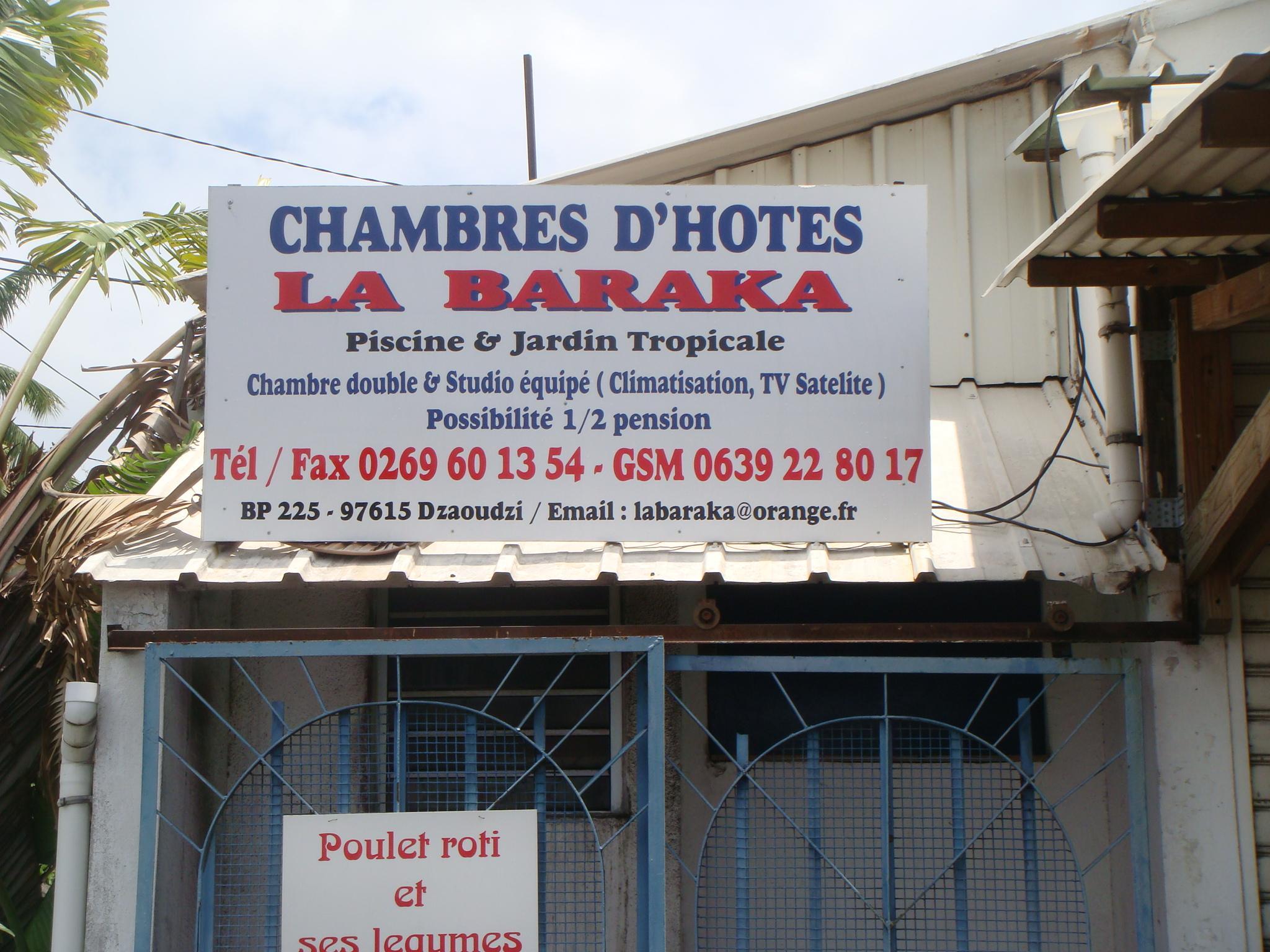 Baraka Hotel