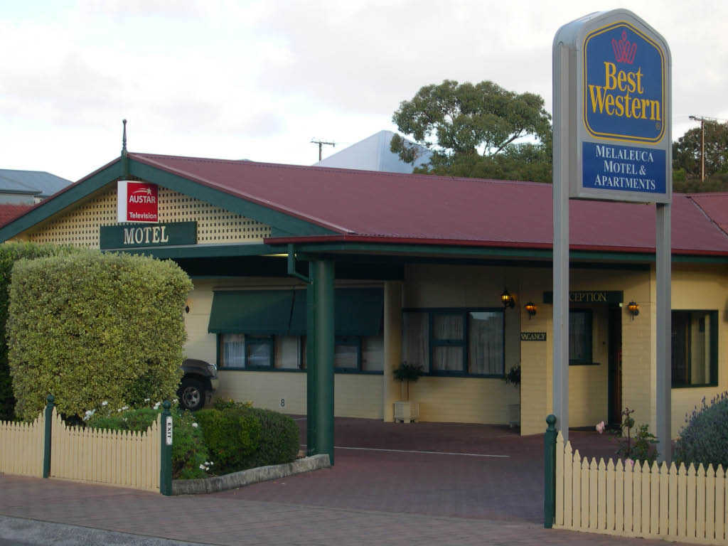 BEST WESTERN Melaleuca Motel & Apartments