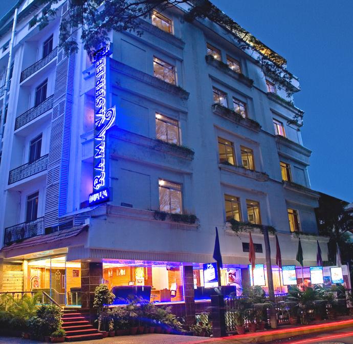 布倫頓拉曼式里飯店