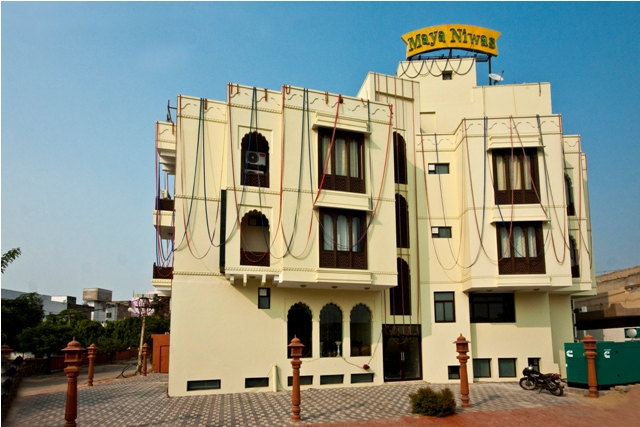 Hotel maya niwas updated 2017 prices reviews jaipur for F salon jaipur prices