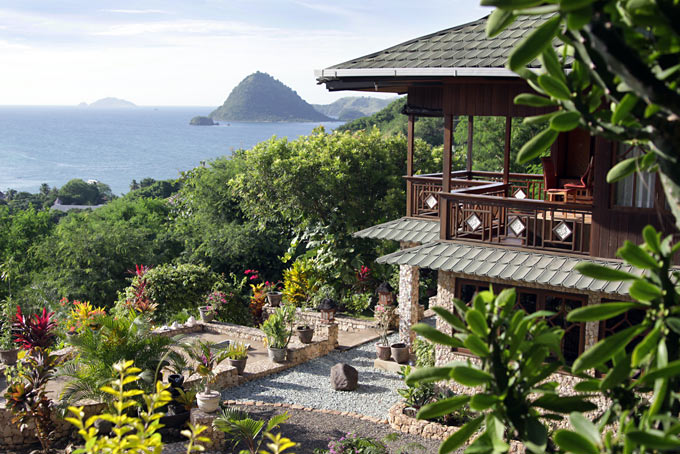 Villa Seirama Alam