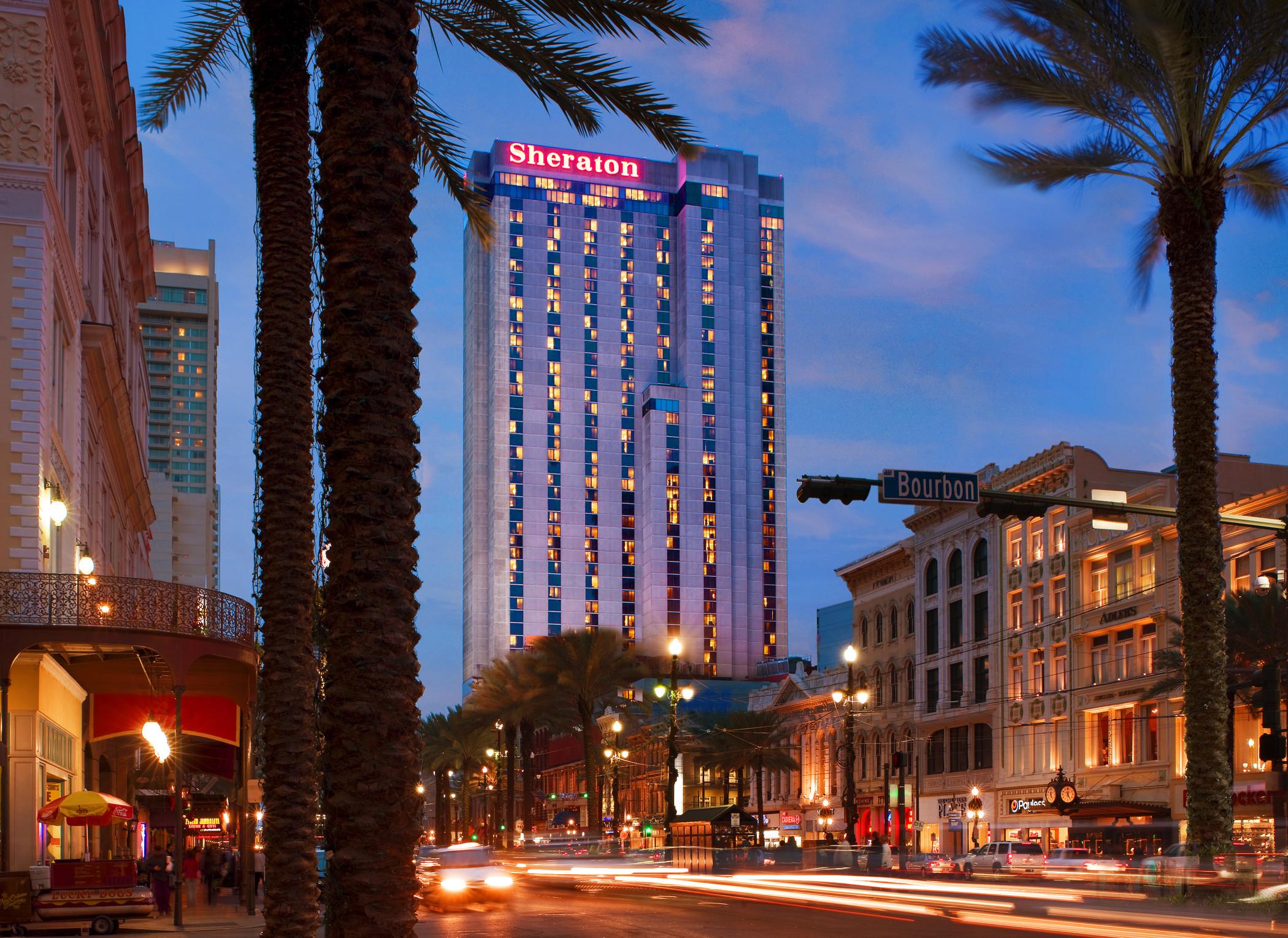 Sheraton New Orleans Hotel
