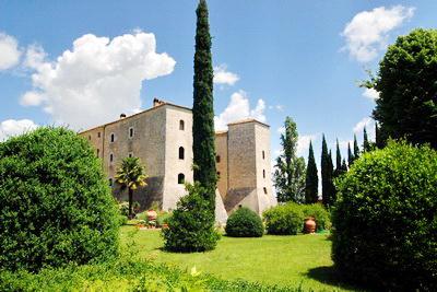Castello di Grotti - Residenza d'epoca