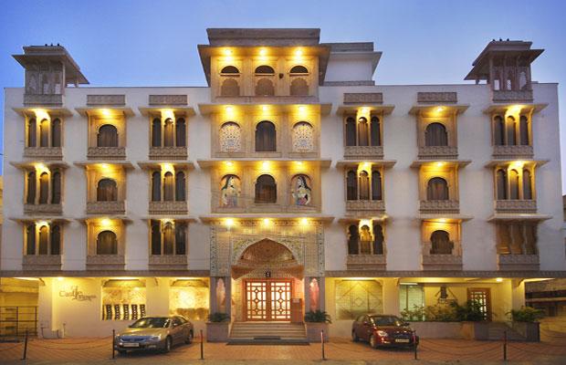 Hotel Mandakini Castle