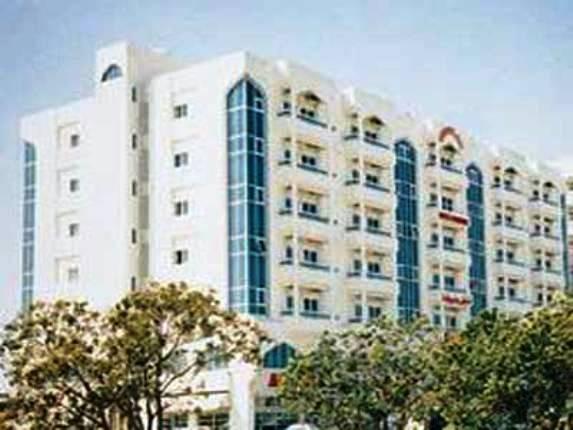 酋長國泉水公寓酒店