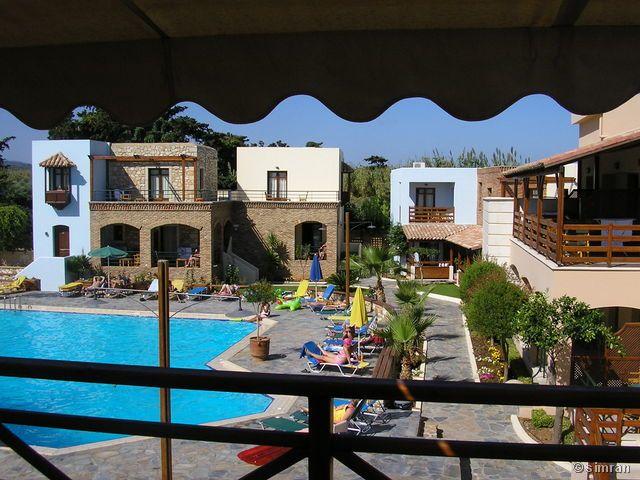 Omega Platanias Hotel Village