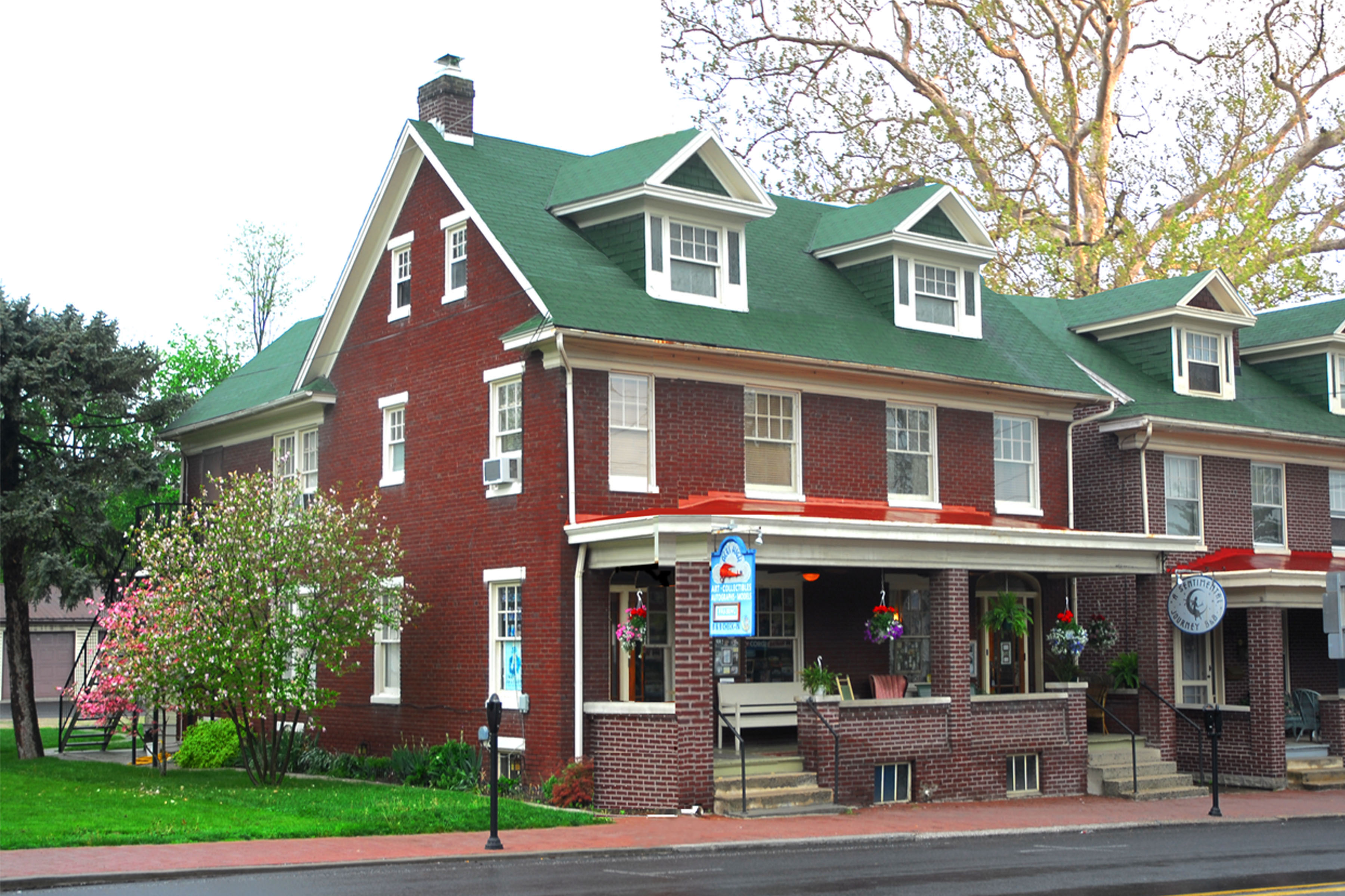 A Sentimental Journey Bed and Breakfast