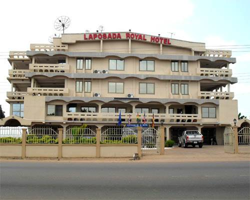 Laposada Royal Hotel