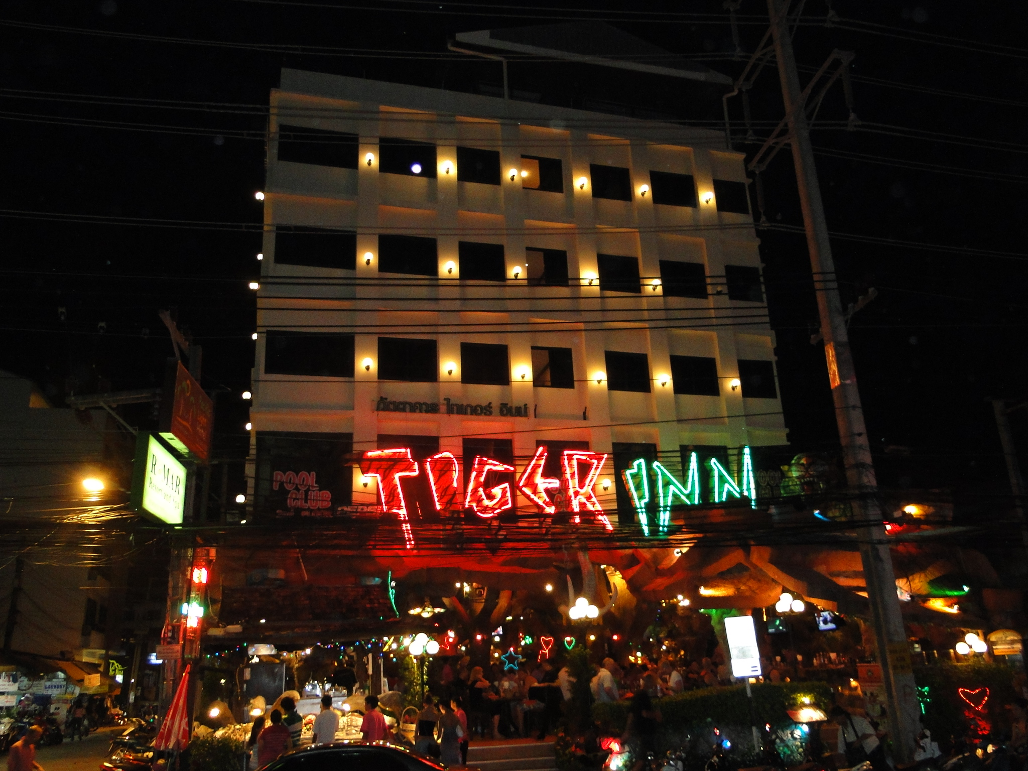 Tiger Inn Hotel